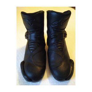 Motorcycle Boots - Alpinestars SMX-3